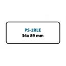 PS-2RLE Etykiety termoczułe do drukarek Seiko Smart Label (36x89x260)