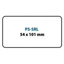 PS-SRL Etykiety termoczułe do drukarek Seiko Smart Label (54x101x220)