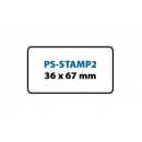 PS-STAMP2 Etykiety termoczułe do drukarek Seiko Smart Label (36x67x310)